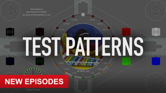 Netflix box art for Test Patterns - Season 2