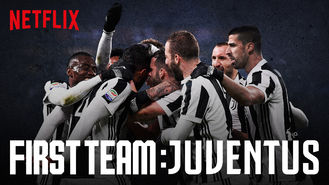 Netflix box art for First Team: Juventus - Season 1