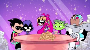 Teen Titans Go!: Season 3: Accept the Next Proposition You Hear / Hey You, Don't Neglect Me in Your Memory
