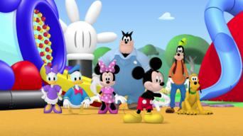Mickey Mouse Clubhouse: Season 4: Mickey's Mousekeball