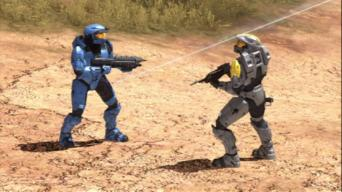 Red vs. Blue: Volume 6: The Recollection: Reconstruction