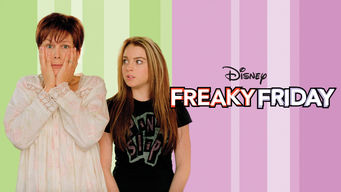 Is Freaky Friday (2003) on Netflix Spain?