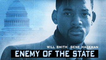 Is Enemy Of The State 1998 On Netflix Mexico