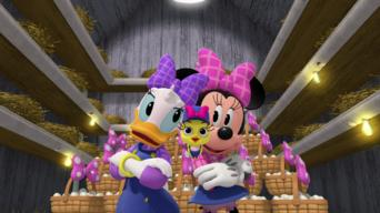Mickey and the Roadster Racers: Season 1: Pit Stop and Go! / Alarm on the Farm!
