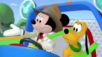 Mickey Mouse Clubhouse: Season 4: Quest for the Crystal Mickey