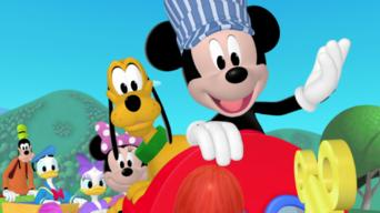 Mickey Mouse Clubhouse: Season 2: Mickey's Clubhouse Choo Choo