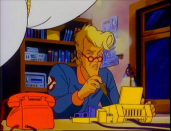 The Real Ghostbusters: Season 3: Poultrygeist