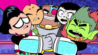 Teen Titans Go!: Season 3: Snuggle Time / Oh Yeah!