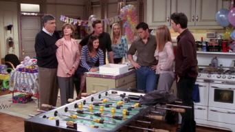 Episode 4: The One with the Cake