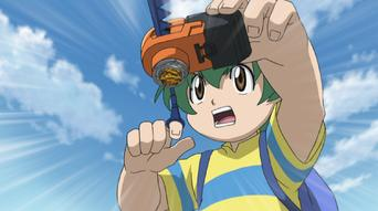 Beyblade: Metal Fusion: Season 1: The Magnificent Aries