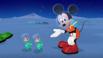 Episode 24: Mickey Mouse Clubhouse Space Adventure: Part 1