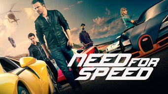 Is Need for Speed (2014) on Netflix Brazil? | WhatsNewOnNetflix com