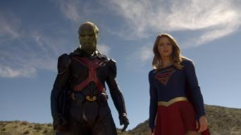 Supergirl: Season 1: Better Angels