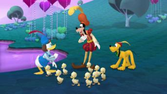 Mickey Mouse Clubhouse: Season 5: Goofy Fairy Tale: Part 1