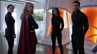 Supergirl: Season 3: Shelter from the Storm