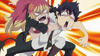 Is Blue Exorcist: Blue Exorcist: The Secret Garden on
