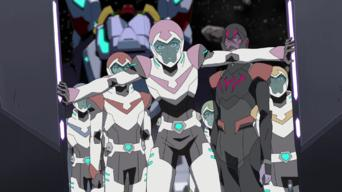 Voltron: Legendary Defender: Season 7: The Road Home