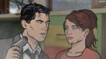 Archer: Season 5: Archer Vice: White Elephant
