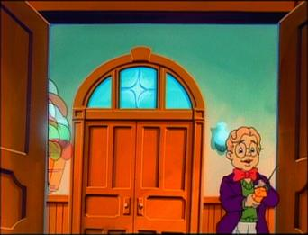 The Real Ghostbusters: Season 5: Busters in Toyland